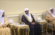 زيارة فضيلة الشيخ صالح بن عواد المغامسي